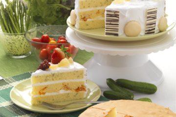 Creme Cake Super sabor Vainilla
