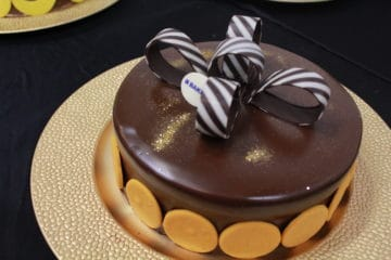 Ganache Chocolate con Avellana