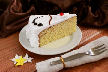 Base para Torta Tres Leches