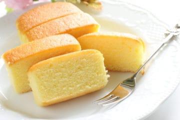 Deluxe Creme Cake sabor Vainilla