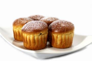 Muffins Mix sabor Vainilla