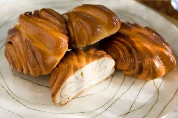 Pan de Yema al 10%